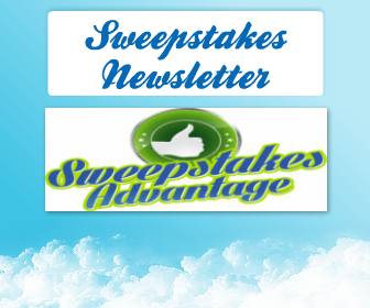 sweepstakes newsletter