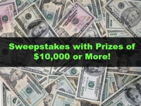 5 Contests with Prizes of $10,000 or More!