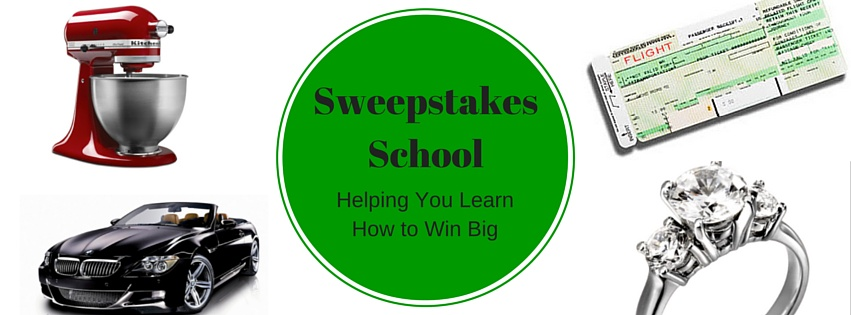 sweepstakes vs contest