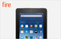 Exclusive Amazon Fire Tablet Giveaway