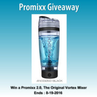 Exclusive Promixx Giveaway