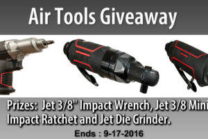 Air Tools Giveaway