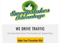 submit sweepstakes