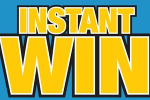 instant win sweepstakes
