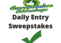 daily sweepstakes