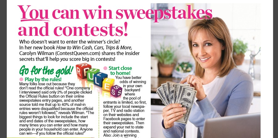 www womansworld com sweepstakes womansworld giveaways 6735